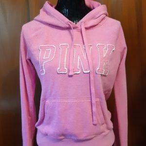 PINK v/s Pink Sweatshirt Size Small